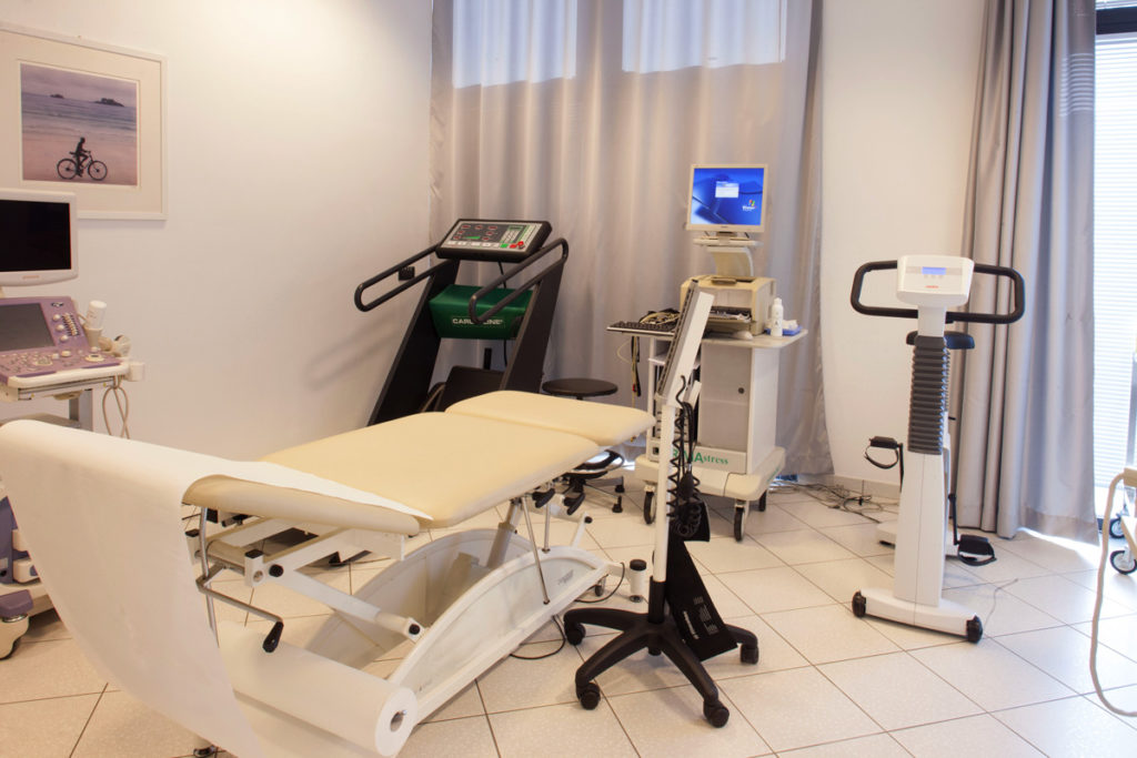 Sistema con Prove da Sforzo con Cicloergometro | Olympus Centro Medico Polispecialistico