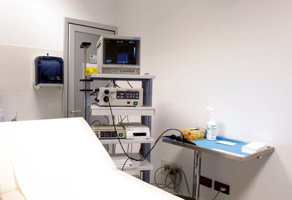 Sistema di Videoscopia Digestiva | Olympus Centro Medico Polispecialistico
