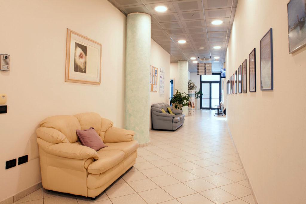 Sala D'Attesa | Olympus Centro Medico Polispecialistico