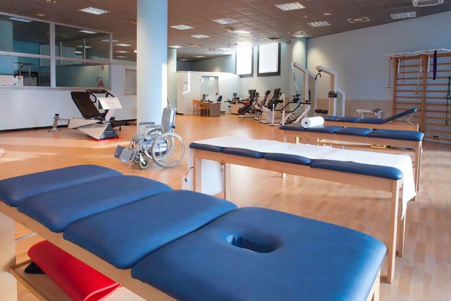 Palestre e Fisioterapia | Olympus Centro Medico Polispecialistico