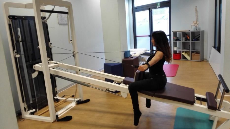 Da Marzo all'Olympus arrivano i corsi personalizzati di Pilates